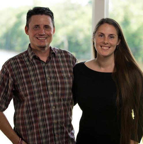 Jeff and Liz McDowell